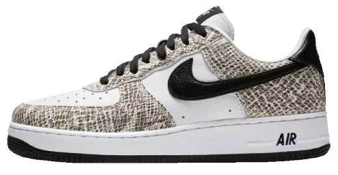 AIR FORCE1 COCOA SNAKE